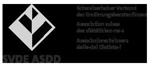 SVDE ASDD Schweizer Verband der Ernährungsberater/innen